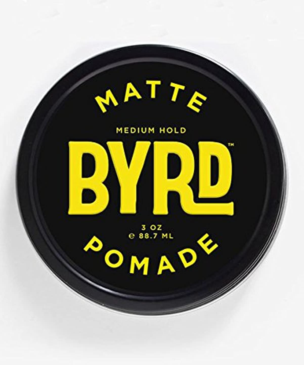省略必要条件促進するBYRD(バード) マットポマード 85g