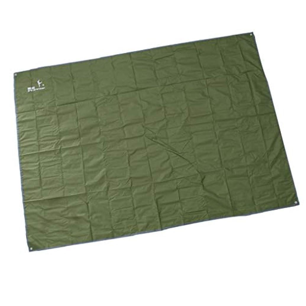 不測の事態化粧ナビゲーションBaoblaze 防水 ピクニックマット テントフットプリント 収納バッグ付き 全4サイズ