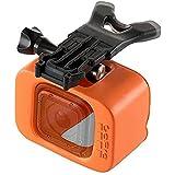 GoPro Bite Mount and Floaty for Hero Session Camera, Orange