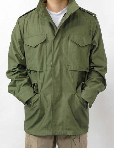 M65.OD.コットンフィールドジャケット