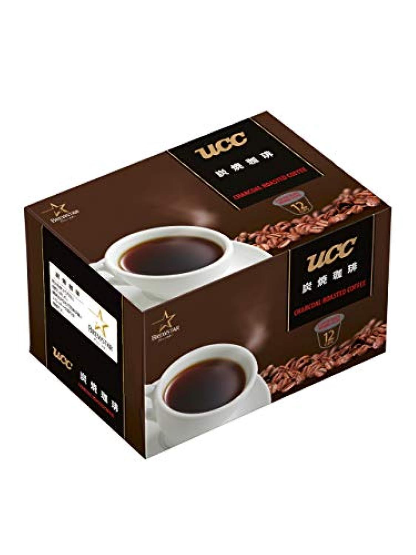 Kカップ UCC 炭焼珈琲 7g×12個入 キューリグコーヒーマシン専用 10箱セット 120杯分