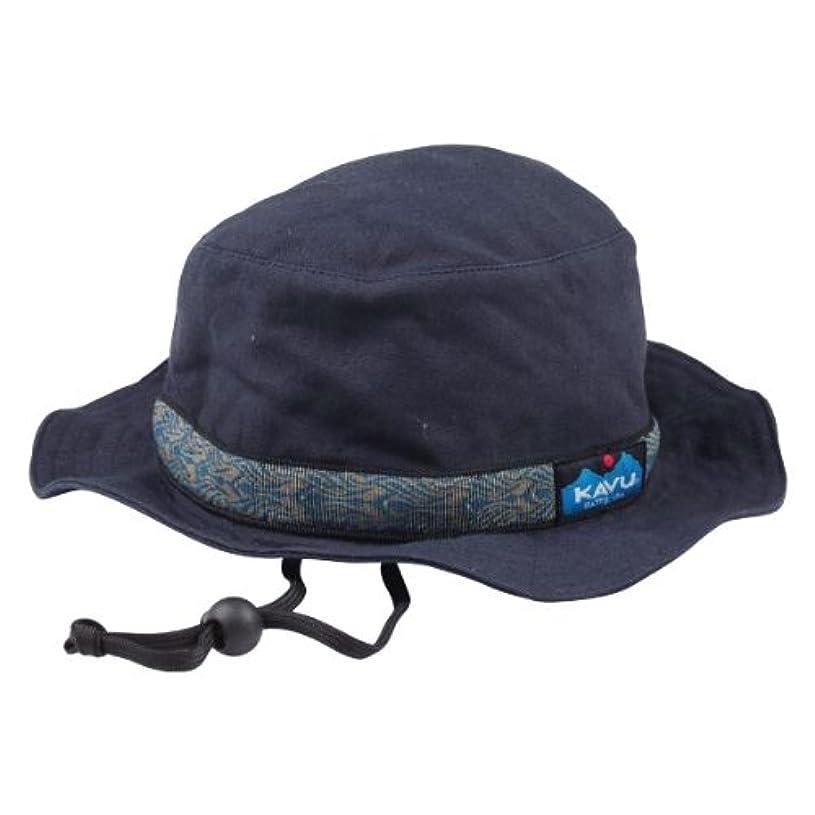 パット伸ばす硬いKAVU(カブー) ストラップバケットハット Strap Bucket Hat