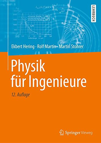 Download Physik fuer Ingenieure (Springer-lehrbuch) 3662493543