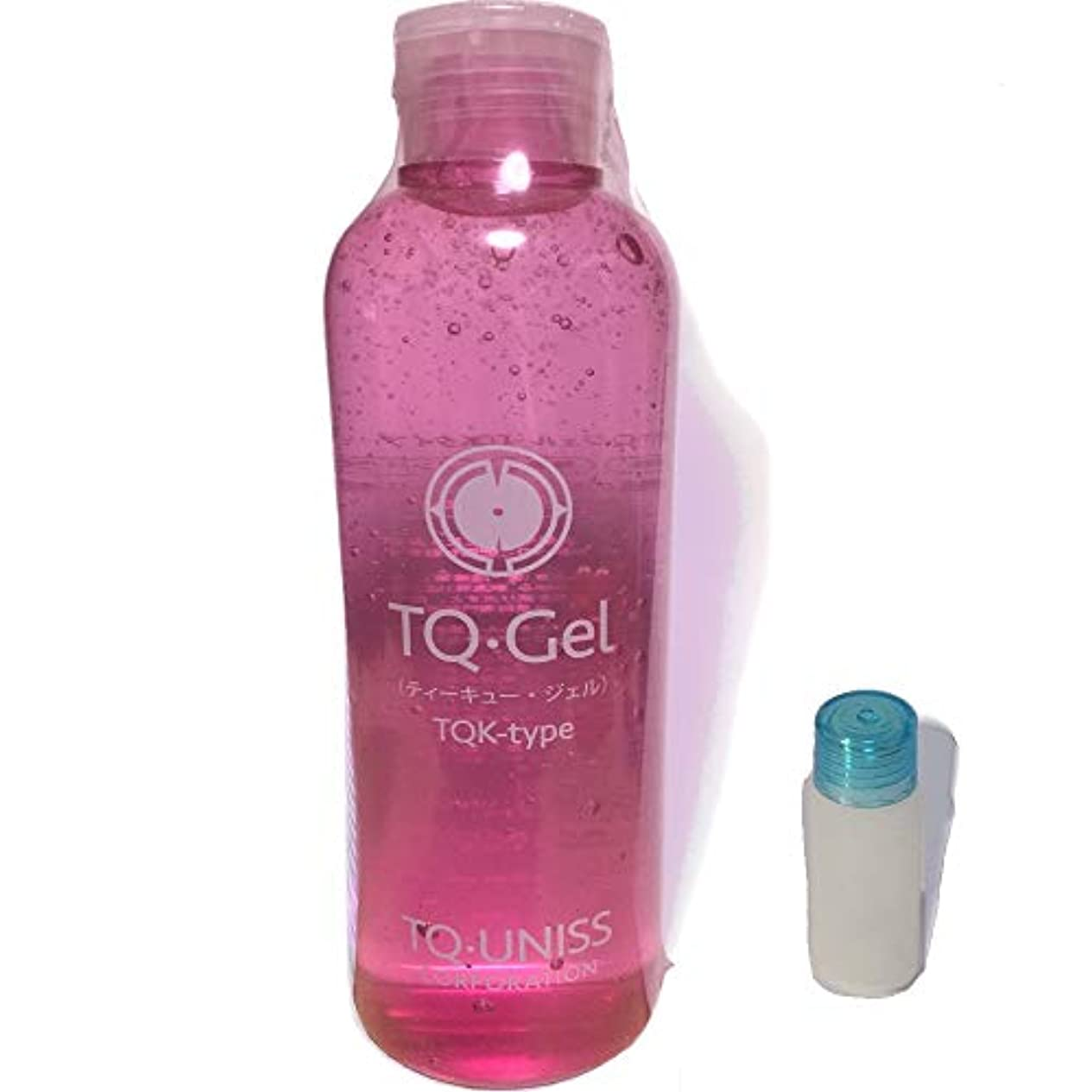 感謝する牧草地トマトリーニューアル TQジェル ミニボトル5mlセット厳選された自然由来の保湿成分プラス20のエネルギー [300ml] ピンクボトル