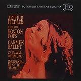 Carmen Ballet / Carnaval Overture: Uhqcd