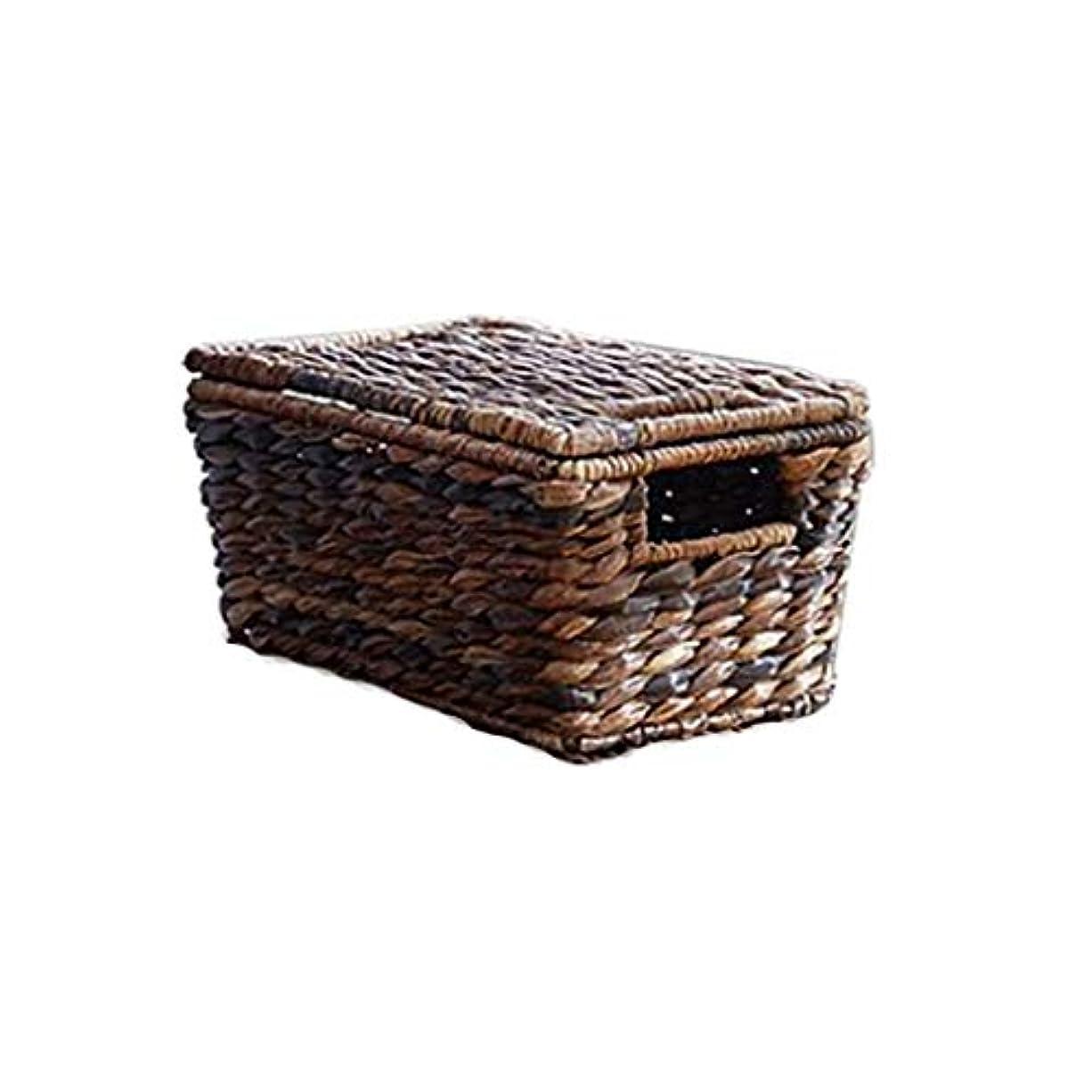 強要記憶に残る不均一QYSZYG 覆われた収納バスケット収納ボックス、ワードローブ収納バスケット、季節に収納することができ、3つのサイズで利用可能 収納バスケット (サイズ さいず : L l)