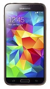 Samsung GALAXY S5 SM-G900H (SIMフリー 3G, 16GB, Shimmery White)[並行輸入]