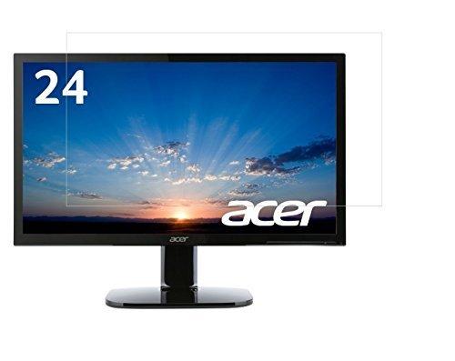 WASHODO Acer モニター ディスプレイ KA240Hbmidx 24インチ対応液晶画面保護フィルム 目の保護 指紋防止 反射防ぎ 電磁波カット