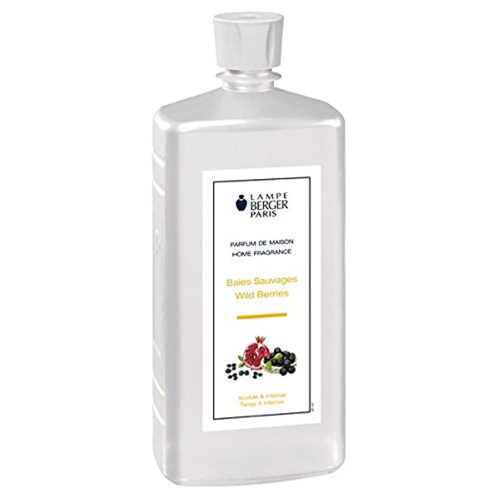 過激派錆びシビックランプベルジェパリ直輸入パフュームアロマオイル1Lワイルドベリーズの香り(甘いリキュールの香りがアクセントでラストのレッドドラゴンフルーツやムスクなどの優しいハーモニーの香り