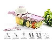 フードチョッパー、多機能チョッパー、ポテト、キャベツ、タマネギ、野菜ディバイダー
