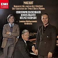 モーツァルト:2台&3台のためのピアノ協奏曲