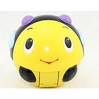 ychoice Lovely赤ちゃんおもちゃギフト子供のHoneybee音楽ボールおもちゃElectricパズルサウンドボール音楽ボール