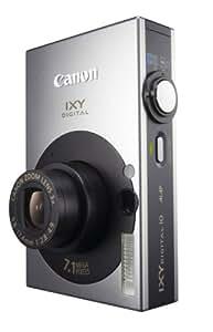 Canon デジタルカメラ IXY (イクシ) DIGITAL 10 ブラック IXYD10(BK)