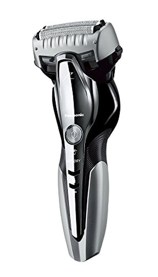 マーキングペットずっとパナソニック ラムダッシュ メンズシェーバー 3枚刃 お風呂剃り可 シルバー調 ES-ST6P-S