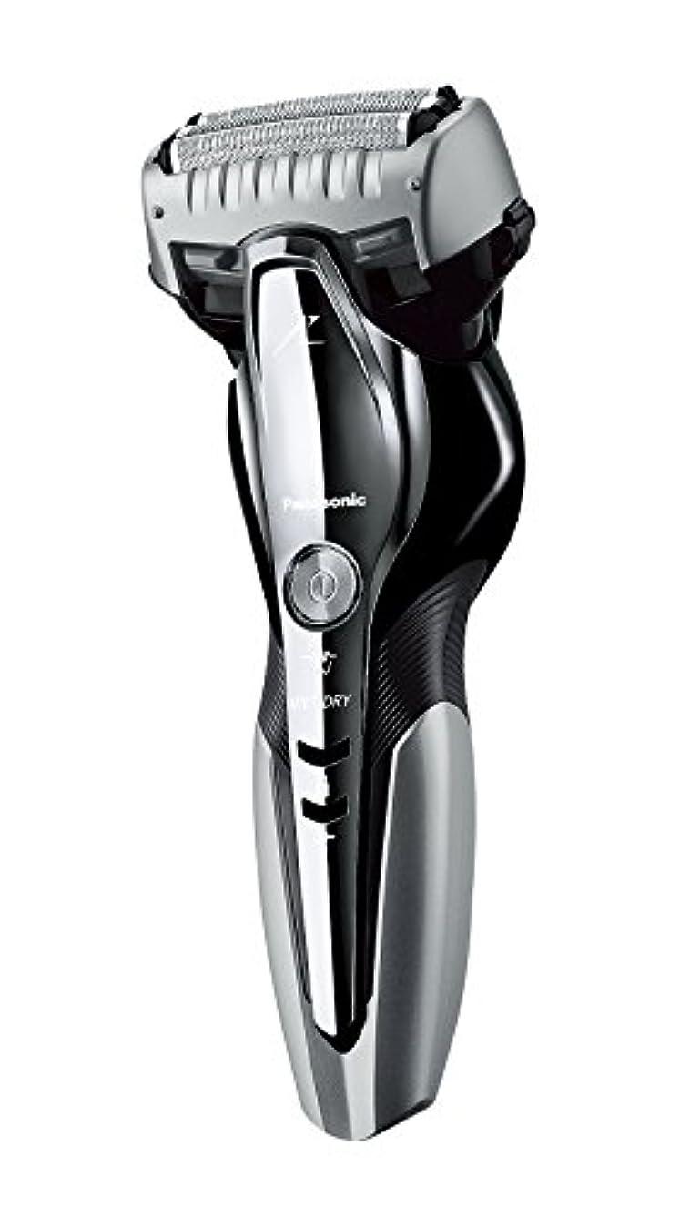 広まったバンガロー既にパナソニック ラムダッシュ メンズシェーバー 3枚刃 お風呂剃り可 シルバー調 ES-ST6P-S