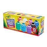 Crayola Washable Kid's Paint, 10ct