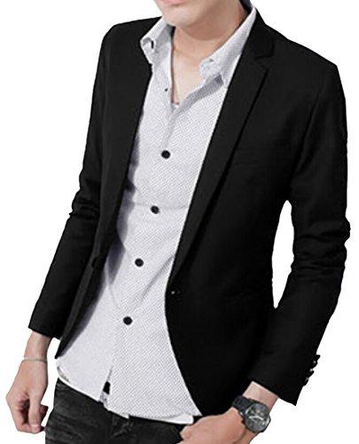 XQS BLAZER メンズ US サイズ: US Small カラー: ブラック