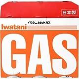 イワタニ カセットガス オレンジ 3本組 CB-250-OR