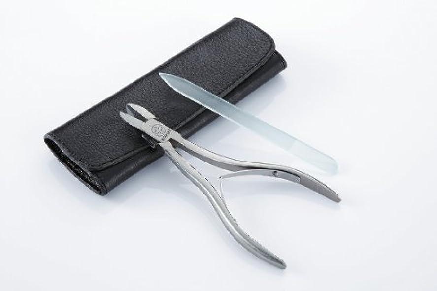 ミュウミュウフォーマルかもしれないMARUTO 足用爪切 美爪の達人 NP-6010