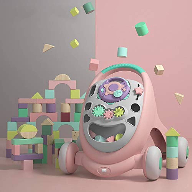 赤ちゃん おもちゃ 手押し車 ベビーウォーカー 知育 音楽 多機能 幼児用