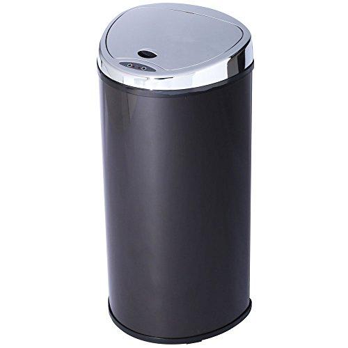 アイリスプラザ ゴミ箱 自動 開閉 センサー付 68L ブラウン -