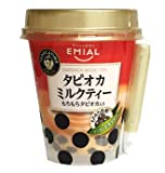 【冷蔵】TIME タピオカミルクティー 255gX10本