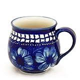 ポーリッシュポタリー/マグカップ 0.2L Ceramika Millena 1-16-a19