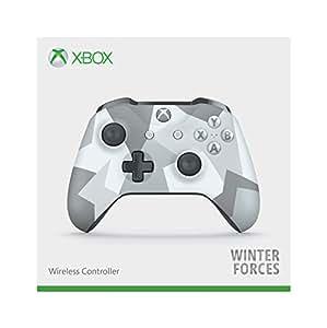 Xbox ワイヤレス コントローラー (ウインター フォーセス)