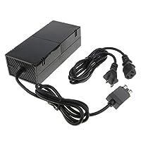 D DOLITY 電源アダプター Xbox One対応 電源ケーブル LEDインジケータ付き ACアダプタ 充電器