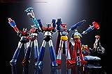 超合金魂 GX-XX01 D.C.シリーズ対応 XX計画ひみつ超兵器セット01 ダイキャスト&ABS製 塗装済み可動フィギュア 画像