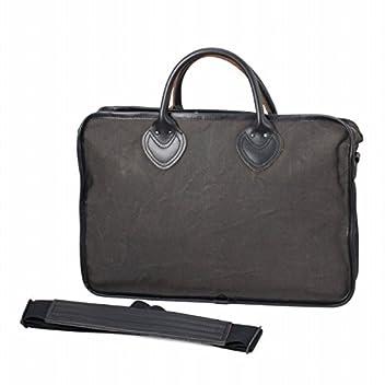 1R Briefcase: Black