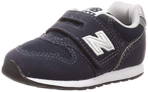 [ニューバランス] ベビーシューズ IV996 / IZ996(現行モデル) 12~16.5cm レッド・ブルー・イエローなど 運動靴 通学履き 男の子 女の子 13_ネイビー 12 cm
