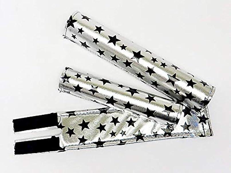 経営者合意電報フライトクローム 星付き BMXパッドセット (クロモリフレームフィット)