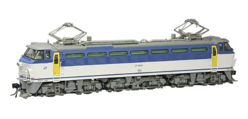 HOゲージ車両 EF66 (貨物更新色) HO-117