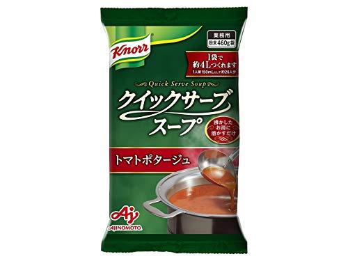 味の素 「クノールR クイックサーブスープ」トマトポタージュ 420g袋×20