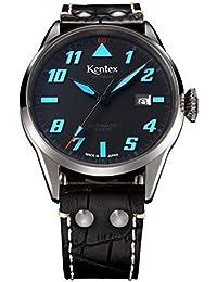 [ケンテックス]Kentex 腕時計 スカイマン6 パイロット S688X-10 メンズ