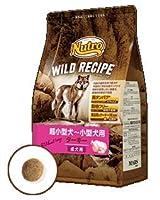 ニュートロジャパン ワイルド レシピ [超小型犬-小型犬用] 成犬用 ターキー 4kg