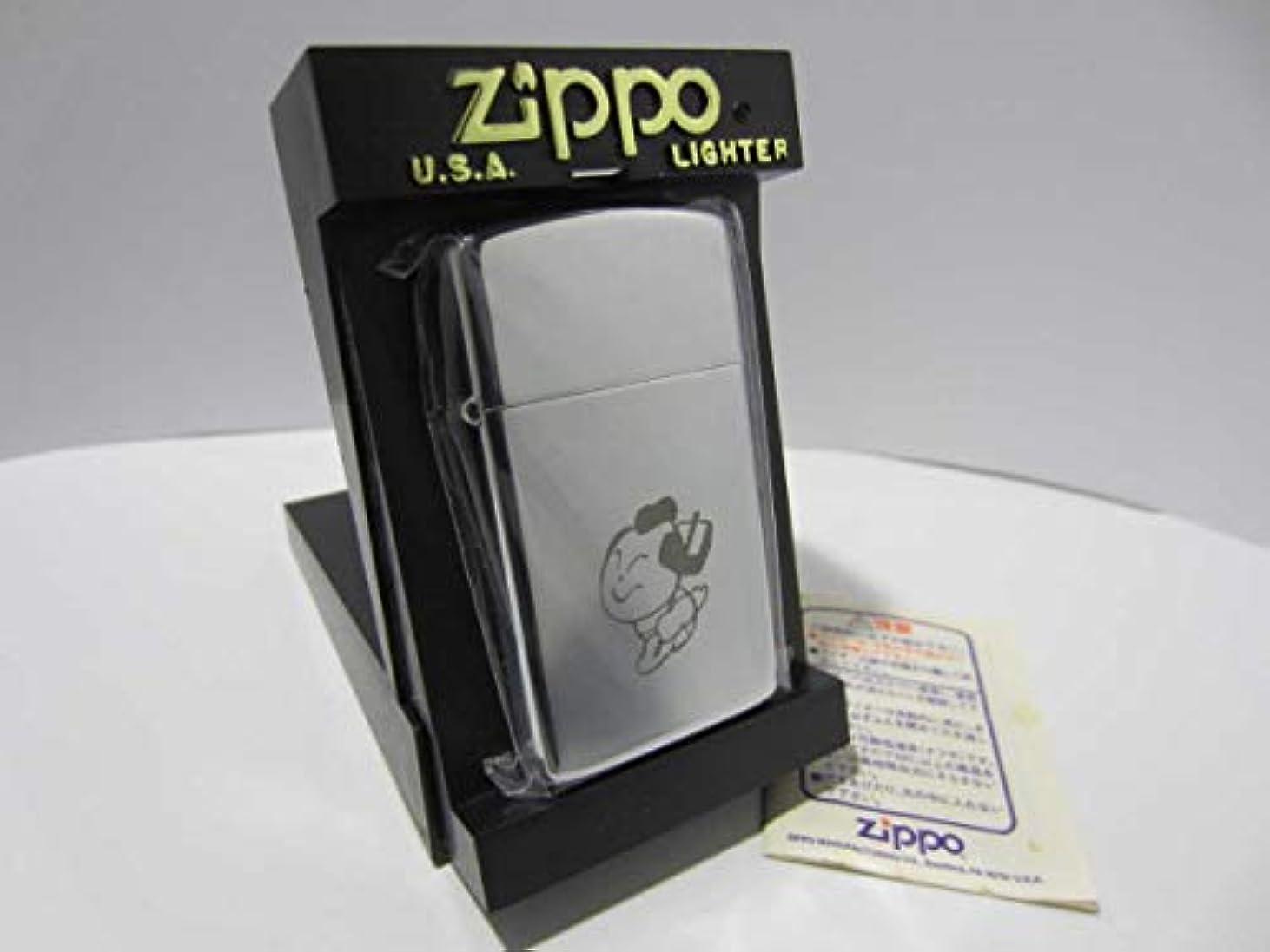 ブリードスペード冊子ZIPPO 佐川急便 飛脚くん スリム 2000年5月製