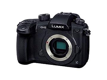 Panasonic ミラーレス一眼カメラ ルミックス GH5 ボディ ブラック DC-GH5-K