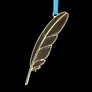 きんのしおり 羽根ペン A017