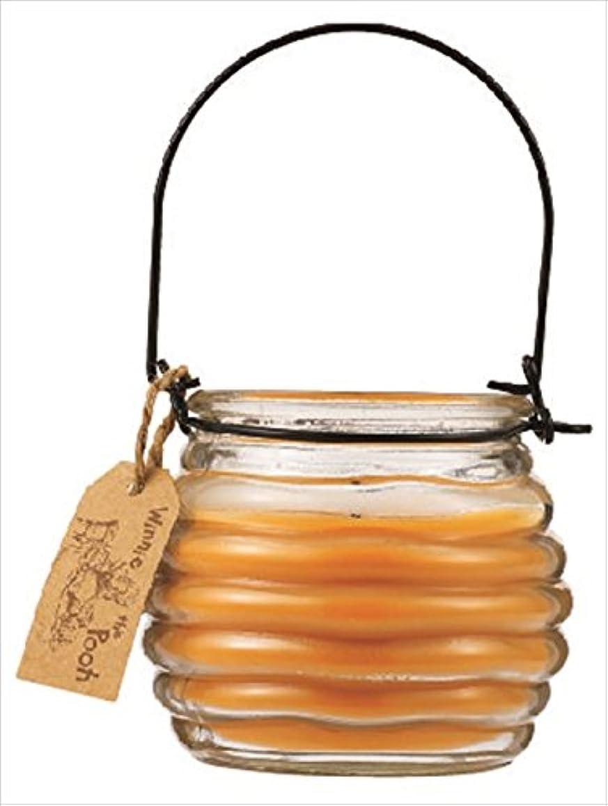 消毒剤おとなしいページェントカメヤマキャンドル( kameyama candle ) プーさんハニーランタン