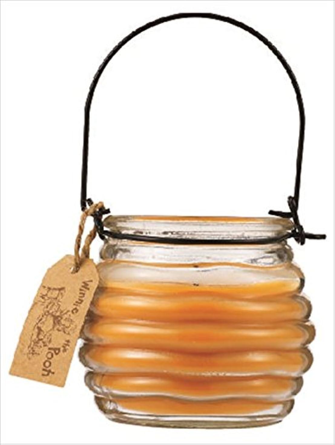 未払いアラーム貴重なカメヤマキャンドル( kameyama candle ) プーさんハニーランタン