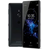 SONY Sony Xperia XZ2 Dual H8296 [Liquid Black 64GB 海外版 SIMフリー]