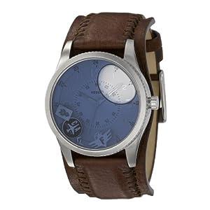 FOSSIL (フォッシル) 腕時計 TREND WATER WATCH ウォーターウォッチ シルバーダイアル/ブルーウォーター/ シルバーチャーム JR1026 メンズ
