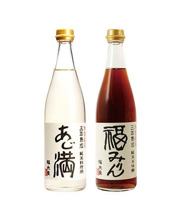 熟成 料理酒・みりんセット 720mL 2種各1本 化粧箱入