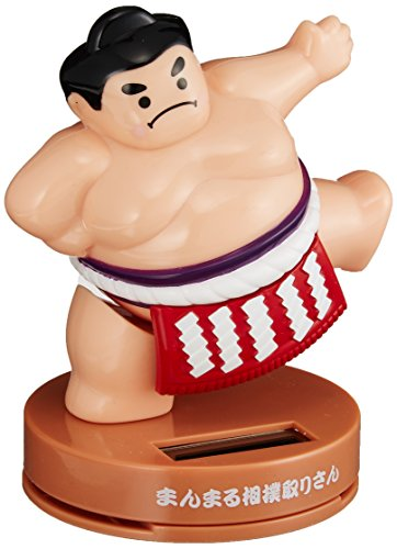 ソーラーまんまる相撲取りさん