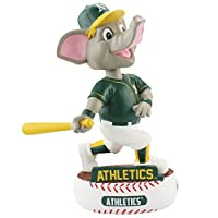 Forever Collectibles Oakland A 'sマスコットOakland Athletics Baller Special Edition Bobblehead MLB