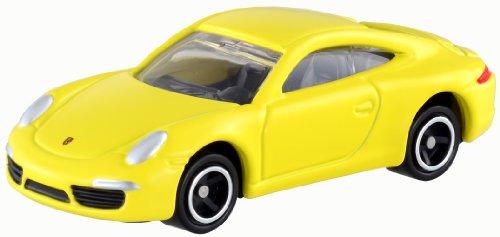 トミカ 117 ポルシェ 911 カレラ 初回特別カラー