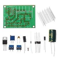 LM317 調整可能な電源ボード整流された AC DC 入力の Diy キット