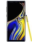 Samsung Galaxy Note 9 (N960FD) 6GB / 128GB 6.4インチLTEデュアルSIM SIMフリー [並行輸入品] (オーシャンブルー)